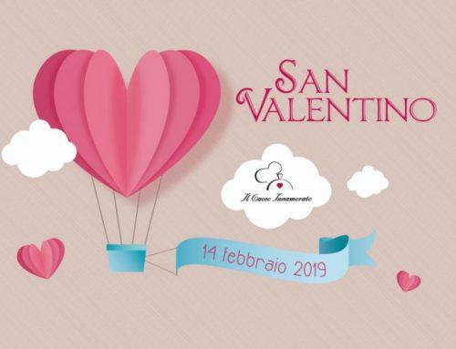 San Valentino 2019 per un sapore unico